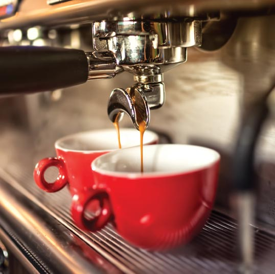 Espresso & Tea